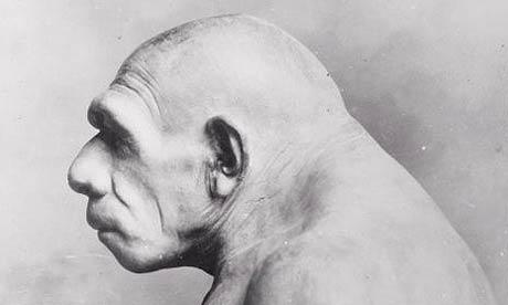 Neanderthal Neck Training