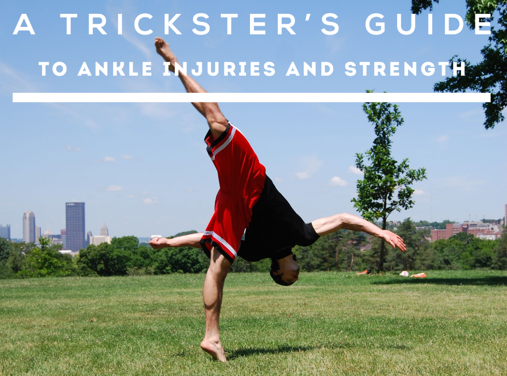 trickankle
