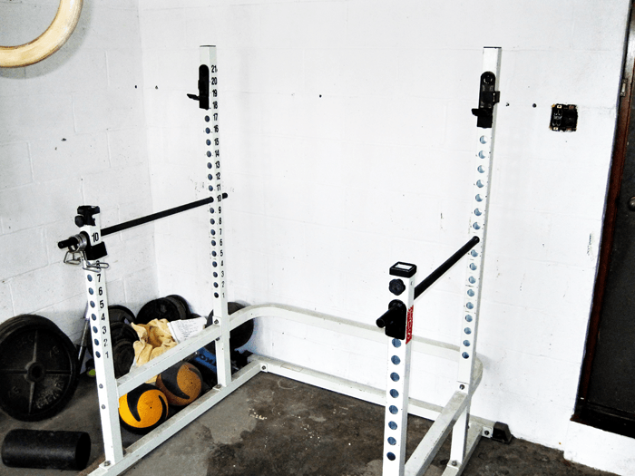 Sumo Power Rack for Home Garage Gym