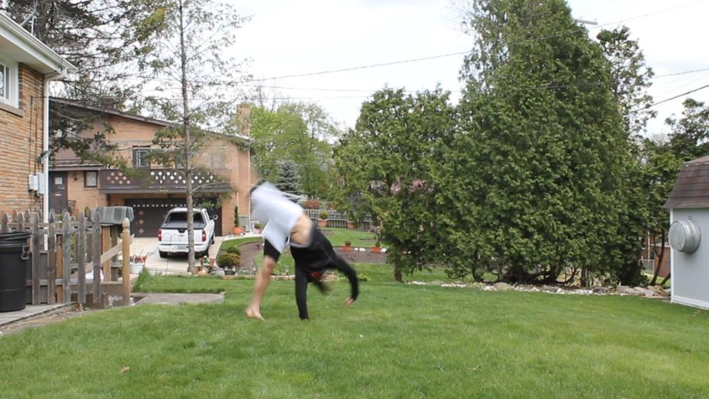 Orthodox Cartwheel by Anthony Mychal