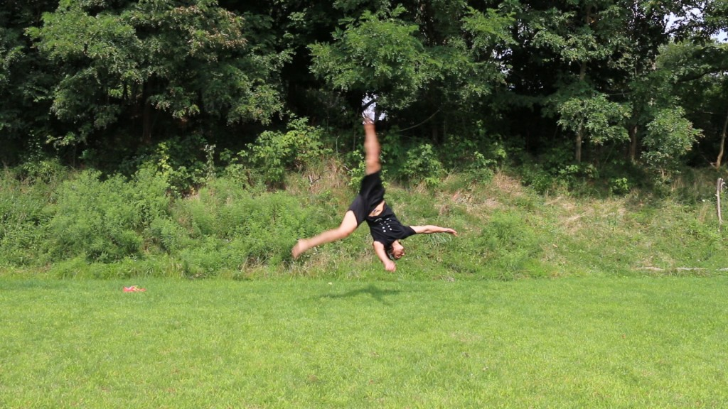 Aerial Tricking Tutorial Anthony Mychal