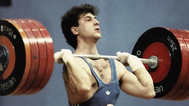 Bulgarian Olympic Weightlifting
