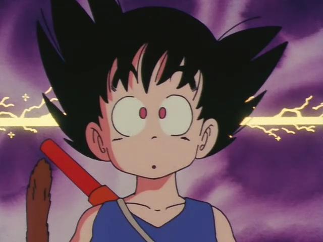 Goku Blutz Waves