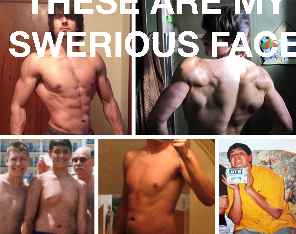 anthony mychal skinny fat transformation